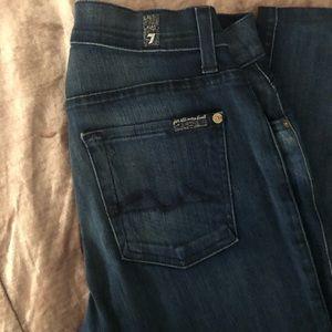 Seven Jeans Roxanne Midrise Jeans 25 - like new